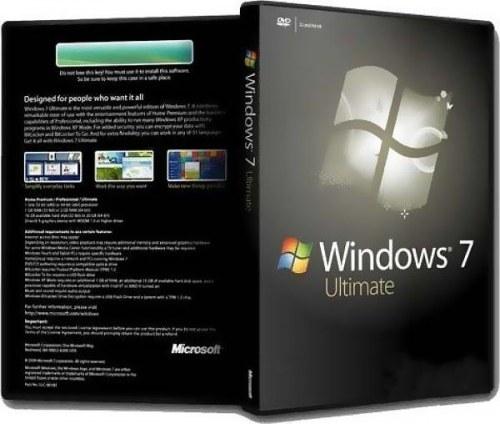 Windows 7 Максимальная x64 [2014 RUS]