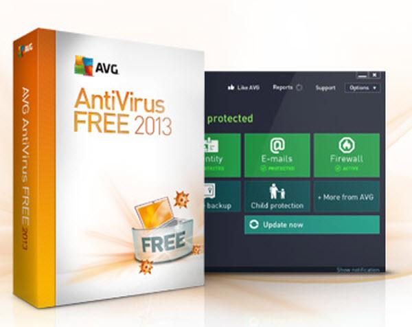 039 AVG Antivirus 2013 + Keys ใช้ได้ถึงปี 2018