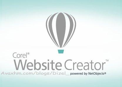 902 สร้างเว็ปง่ายด้วยCorel Website Creator X7 13.50