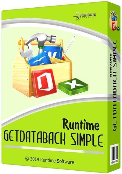 961 Runtime GetDataBack Simple 2014 1.0 กู้ฮาร์ดิสก์ ได้ 100%