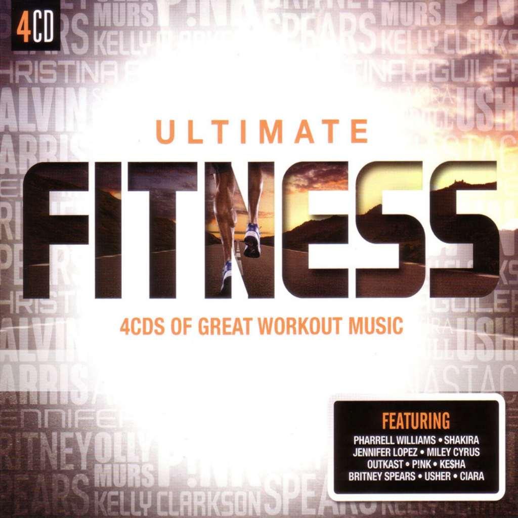 2858 Ultimate Fitness  72 เพลงฮิตติดฟิตเนส เพื่อออกกำลังกาย (320Kbps)