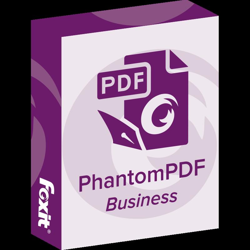 2922 Foxit PhantomPDF Business 7.3.4.311(Full)