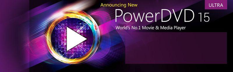 2935 Cyberlink Power DVD Ultra 15.0 ใช้ได้เลยไม่ต้อง Crack(Full)