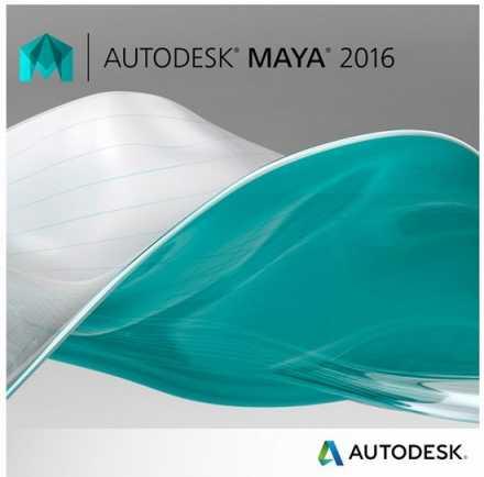 3050 Autodesk Maya 2016 English x64