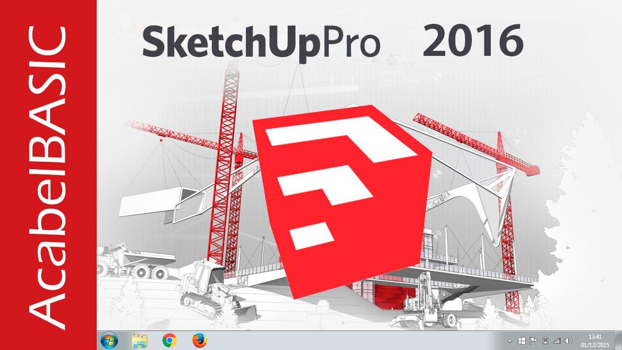 3076 SketchUp Pro 2016 v16.1.2105 (x86,x64)
