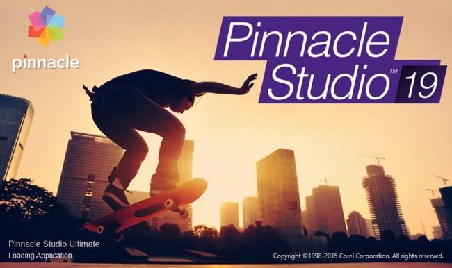 3097 Pinnacle Studio 19.5 Ultimate โปรแกรมตัดต่อวิดีโอคุณภาพ