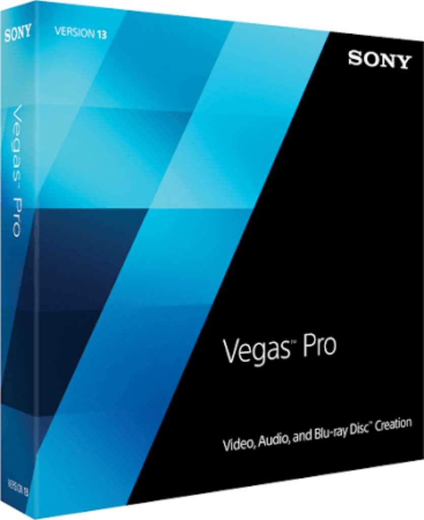 3098 Sony Vegas Pro 13 Build 453 x64 โปรแกรมตัดต่อวีดีโอ