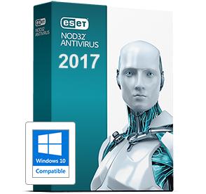 3116 ESET NOD32 Antivirus 2017