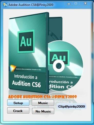 3131 Adobe Audition CS6