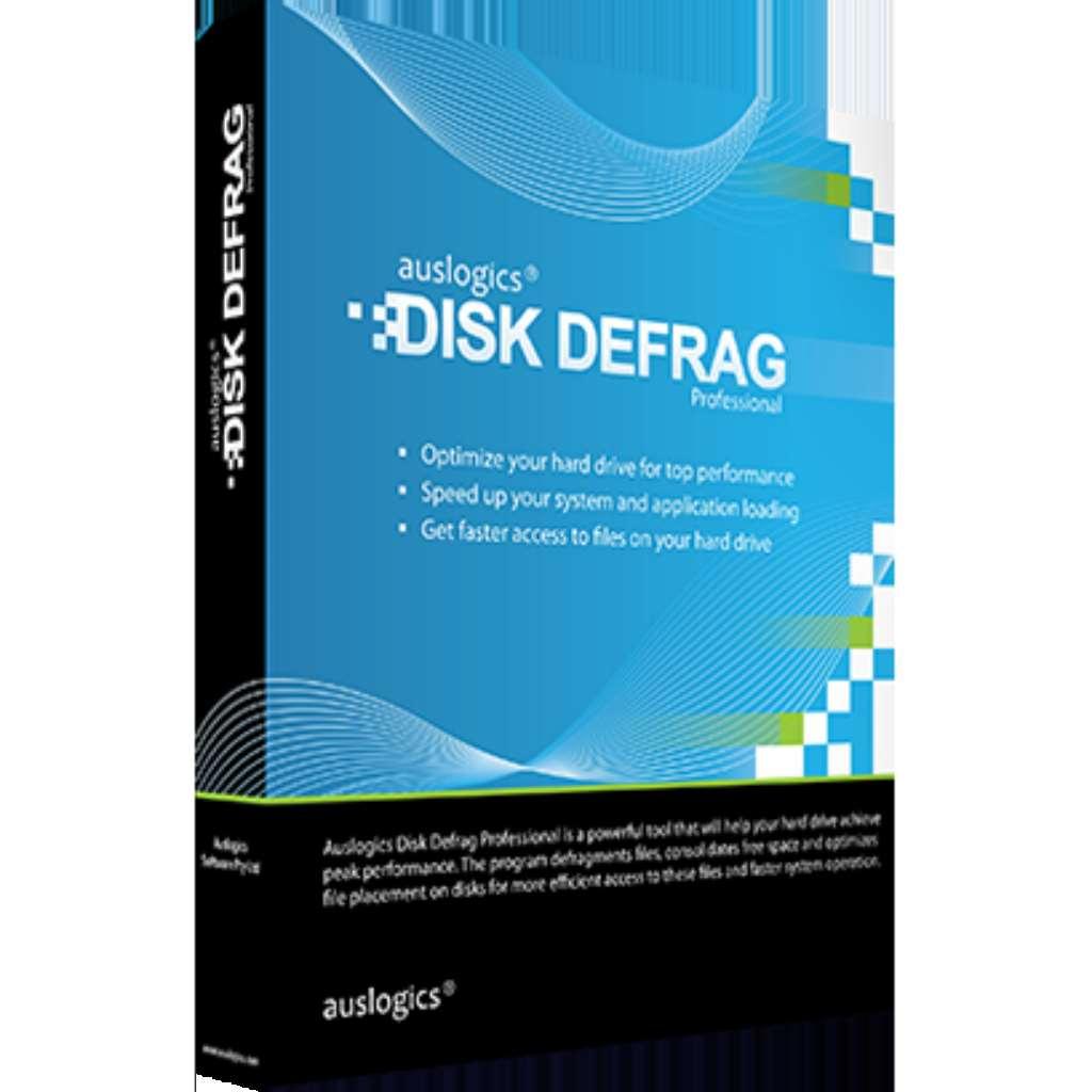 3312 Auslogics Disk Defrag Pro 4.8 โปรแกรมจัดเรียงฮาร์ดดิสก์