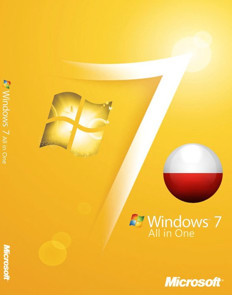 3441 Windows 7 Sp1 AIO All in One