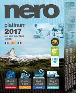 3452 Nero 2017 Platinum