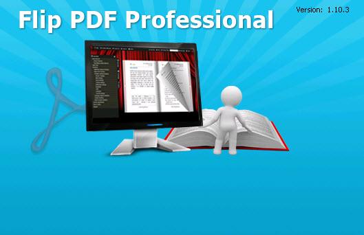 3603 FlipPDF Professional 1.10.3 สร้าง E-Book