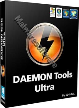 3926 DAEMON Tools Ultra 5.1.1.0587 จำลองไฟล์ .ISO