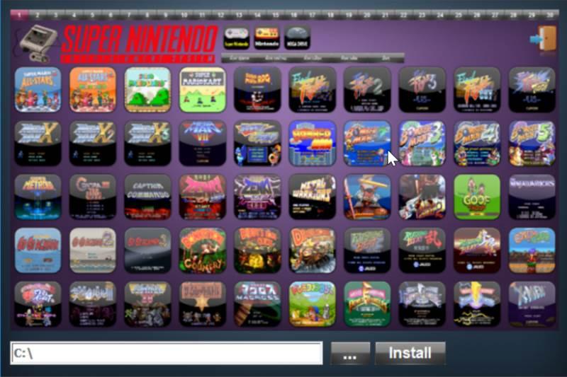 4169 RatroMax 2 Super Nintendo