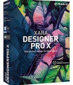 4419 Xara Designer Pro X 15.1.0.53605 x86 วาดรูปแบบ Vector