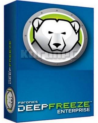4476 Faronics Deep Freeze 8.53.020.5458 Standard ป้องกันเปลี่ยนแปลงข้อมูล