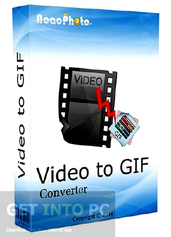4533 Video to GIF Converter.1.0.10 เปลี่ยนไฟล์หนังเป็นไฟล์ GIF