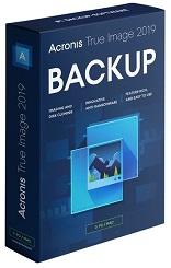 4670 Acronis True Image 2019 Backup Harddisk เป็น Image