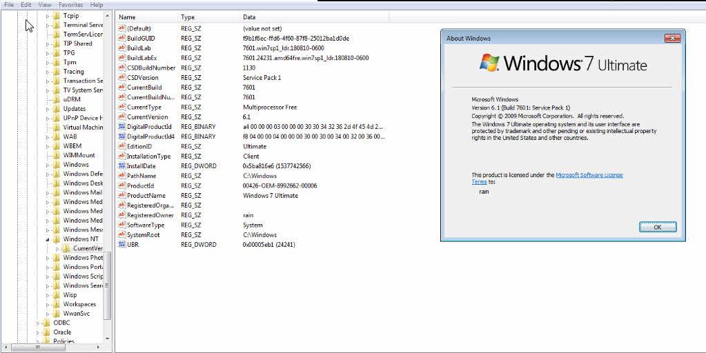 4722 Windows 7 Ultimate Sp1 x64 En-US Sept2018 (USB3.0) Pre-Activated
