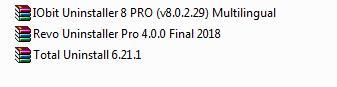 4766 3 โปรแกรมถอดโปรแกรมออกจากเครื่อง 2018 +VDO สอนลง