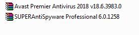 4773 2 โปรแกรมป้องกันไวรัน สปายแวร์ 2018 V.1 +VDO สอนลง