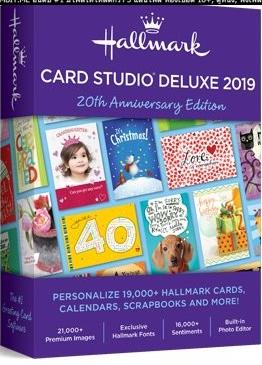 4809 Hallmark Card Studio 2019 Deluxe 20.0.0.9+Content