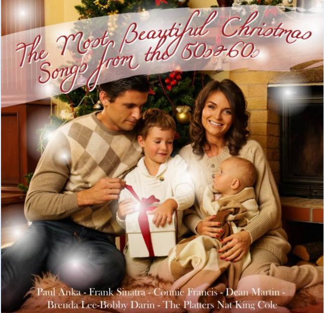 4869 Beautiful Christmas Songs 50s & 60s 320Kbps คริสต์มาสเสียงต้นฉบับ