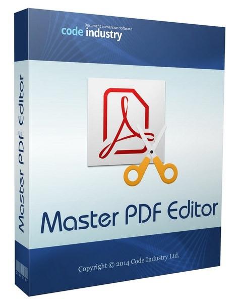 5029 Master PDF Editor v 5.3.02 สร้าง+แก้ไขไฟล์ pdf