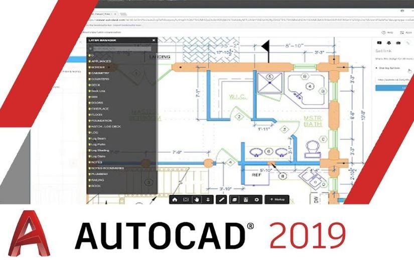5214 AutoCAD 2019 x86 x64