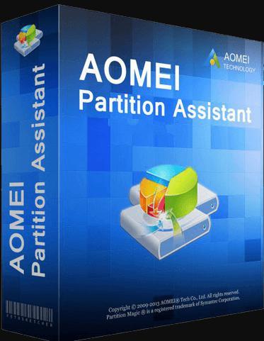 5334 AOMEI Partition Assistant Technician 8.3.0 ไม่ต้องแคร๊ก