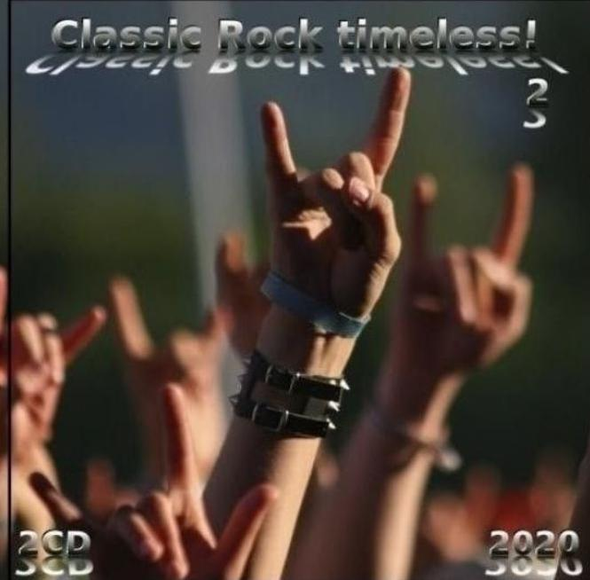 5584 Mp3 Classic Rock Timeless! 2020 2 IN 1 320kbps
