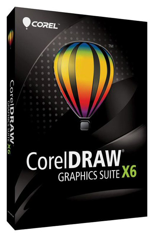 494 CorelDRAW Graphics Suite X6