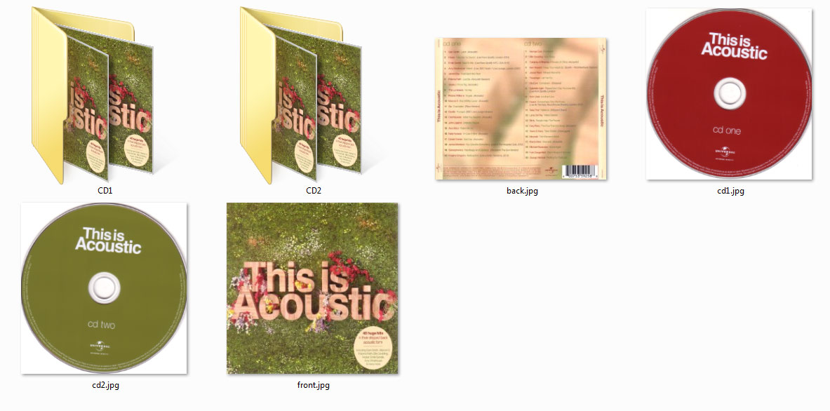 2103 This Is Acoustic  2015 320kbps