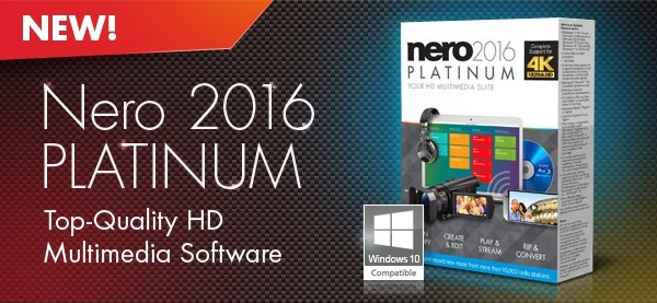 2606 Nero 2016 Platinum 17.0.03 [Full] เมนูไทย  Jan 2016