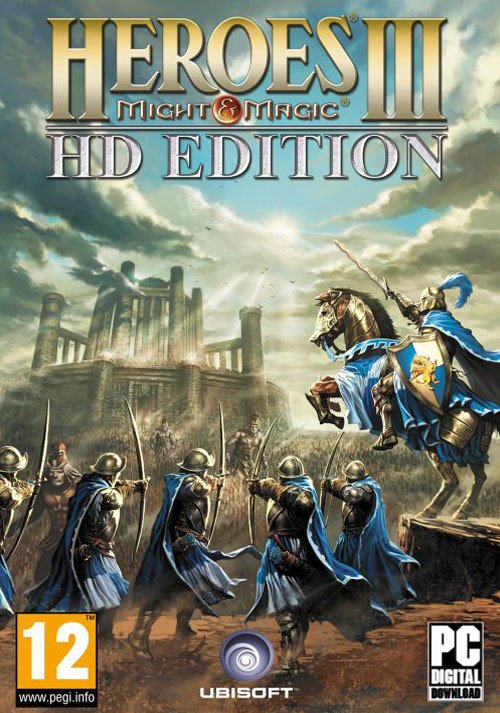 2890 Heroes of Might & Magic III – HD Edition