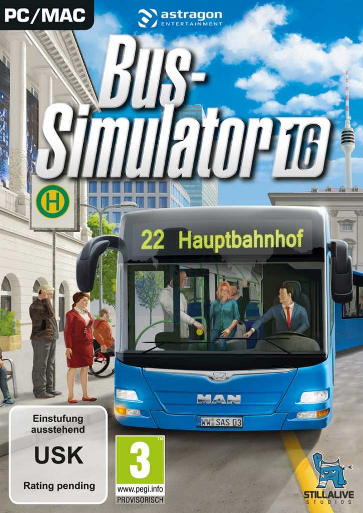 2898 Bus Simulator 16-HI2U