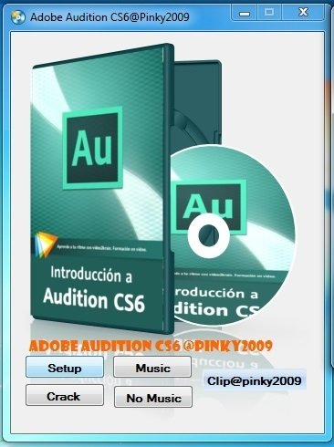3131 Adobe Audition CS6