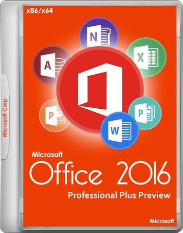 3420 Microsoft Office PRO Plus 2016 v16.0.4266.1003 RTM + Activator
