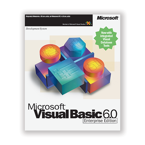 3698 Microsoft Visual Basic 6.0