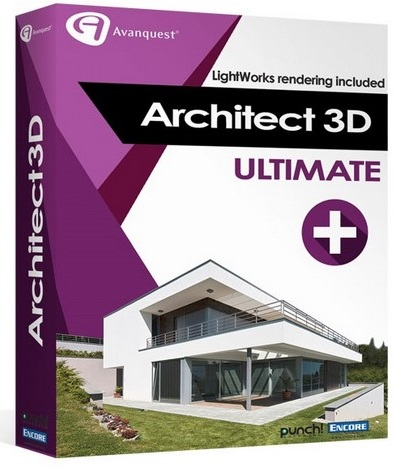 3714 Architect 3D Ultimate Plus 2017 19.0.1.1001