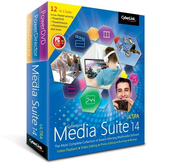 3755 CyberLink Media Suite Ultra 15.0.0512.0 Final+Activation