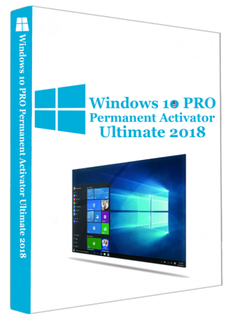 4163 Windows 10 Pro Permanent Activator Ultimate 2018 2.1 (โปรแกรม Activate Windows)
