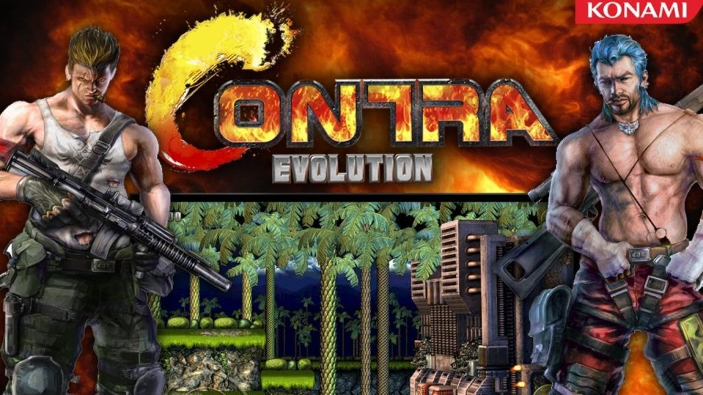 4174 Contra Evolution HD