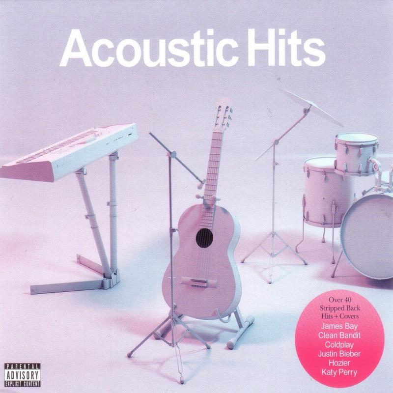 4440 Acoustic Hits 2CD IN 1