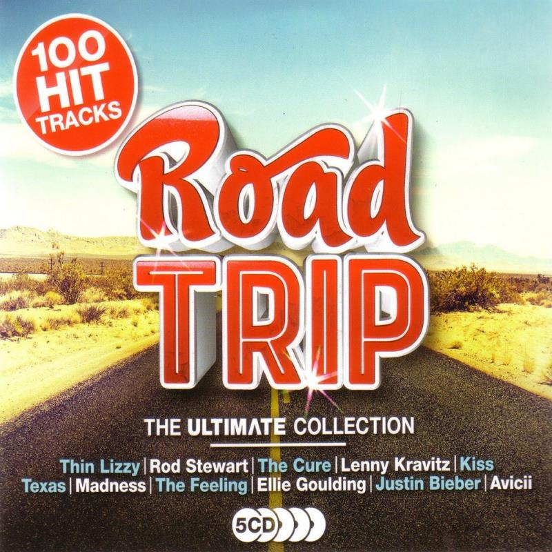 4443 Road Trip Ultimate Collection 5CD IN 1