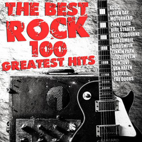 4444 The Best Rock 100 Greatest Hits 2014