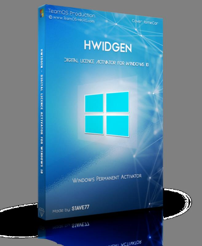 4450 HWIDGEN V10.24 Activate Windows 10