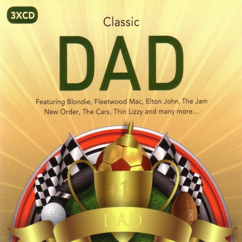 4552 Classic Dad 3CD IN 1