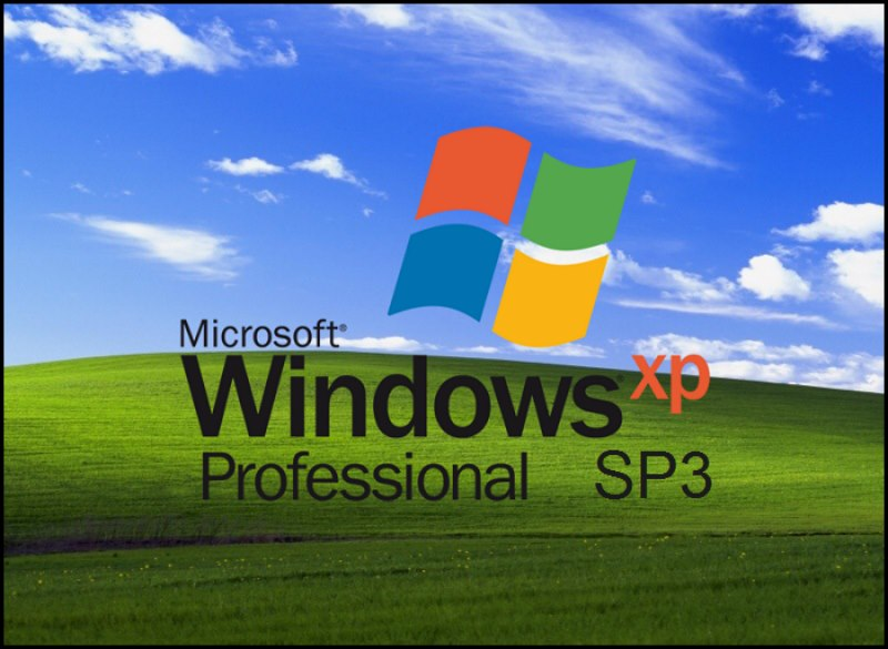 4619 Windows Xp Pro Vl With Sp3 x86 Eng Aug 2018